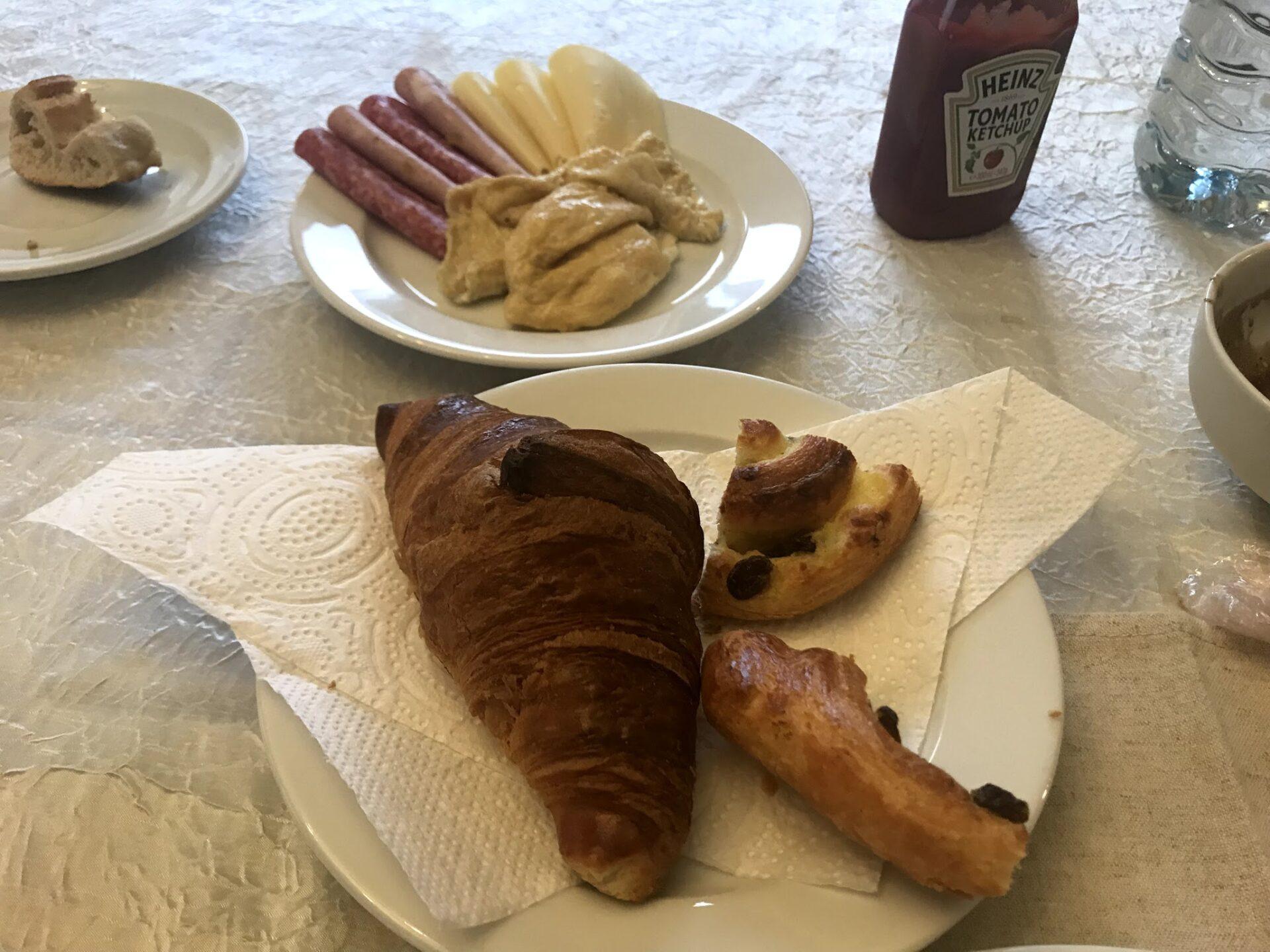 TDS シャレー 朝食