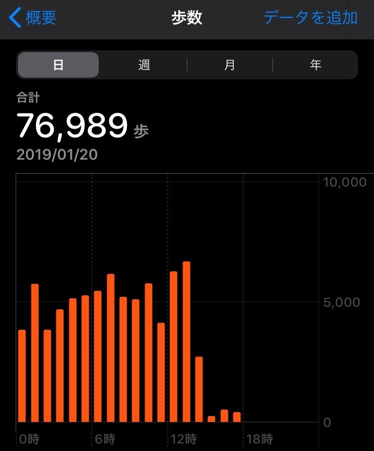vibram香港_歩数2