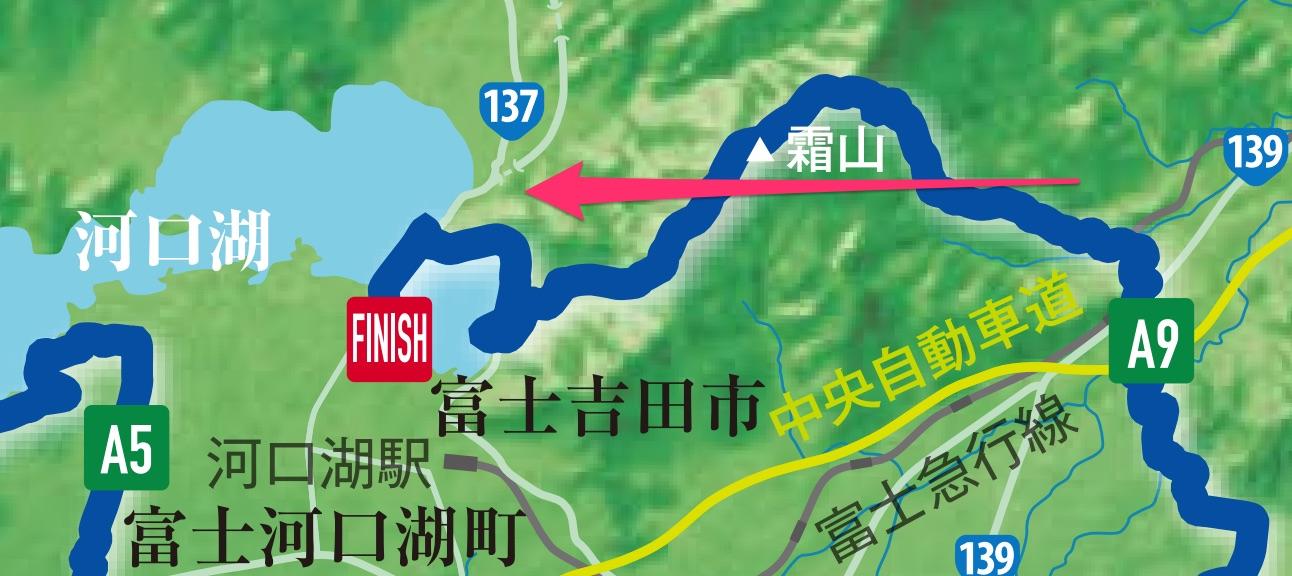 2019_UTMF_ゴール付近コース