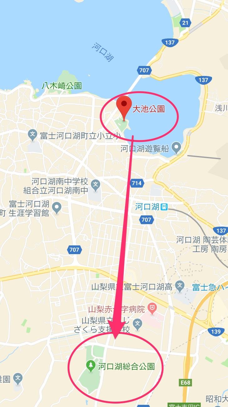 UTMF_ゴール付近